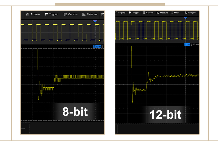 示波器观测开关电源信号细节